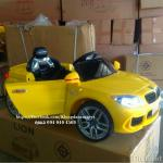 BMWm6 (2แบต2มอเตอร์, มีโช้ค, เปิดประตูได้, ท้ายเปิดเก็บของได้)