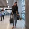 แชร์ว่อน! ทำไม อั้ม ทำแบบนี้ที่สนามบิน??