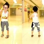 ชุดเซ็ทเด็กชาย เสื้อ + กางเกง มาใหม่สไตล์เกาหลี