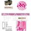 สติกเกอร์รูปหัวใจสีชมพู thumbnail 2