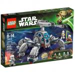 LEGO Star Wars 75013 Umbaran MHC (Mobile Heavy Cannon) (กล่องไม่สวย-Minor Damaged Box)