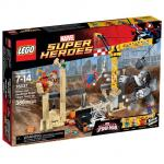 LEGO Super Heroes 76037 Rhino and Sandman Supervillain Team-up (Repack)
