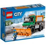LEGO City 60083 Great Vehicles Snowplow Truck