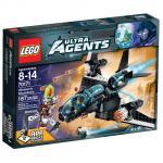 LEGO Ultra Agents 70171 Ultrasonic Showdown