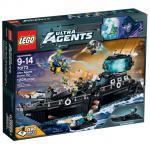 LEGO Ultra Agents 70173 Ocean HQ