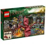 LEGO The Hobbit 79018 The Lonely Mountain No Minifigure!! New (ของใหม่ ไม่มีมินิฟิกเกอร์)
