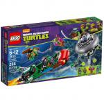 LEGO Teenage Mutant Ninja Turtles 79120 T-Rawket Sky Strike