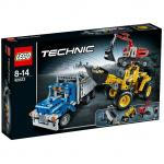 LEGO Technic 42023 Construction Crew (Damaged Box)