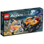 LEGO Ultra Agents 70168 Drillex Diamond Job