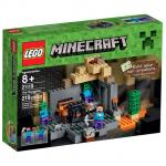 LEGO Minecraft 21119 the Dungeon (Repack)