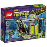 LEGO Teenage Mutant Ninja Turtles 79119 Mutation Chamber Unleashed