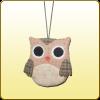 พวงกุญแจนกฮูก Owl keycover