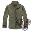 เสื้อแจ็คเก็ตแทดเกียร์ NH เขียว