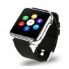 Smartwatch นาฬิกาโทรศัพท์ Android Watch รุ่น Y6 Iradish (App Watch Y6) สีเงิน ราคา 1,790 บาท