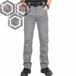 กางเกงทันเดอร์ IX7 เทา