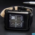 นาฬิกาโทรศัพท์ รุ่น DM08 Bluetooth Smart watch สีดำ ราคาขาย 1,950 บาท