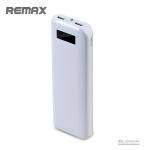 Power Bank แบตสำรอง รุ่น Remax Proda 20000 mAh สีขาว ของแท้ ปกติราคา 1,590 ลดเหลือ 690 บาท