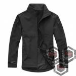 เสื้อแจ็คเก็ตแทดเกียร์ NH ดำ