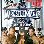 Wrestlemania 25th Anniversary Annual 2010