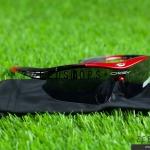 แว่นตา Oakley Sport ดำ-แดง