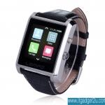 นาฬิกาโทรศัพท์ รุ่น DM08 Bluetooth Smart watch สีเงิน ราคาขาย 1,950 บาท