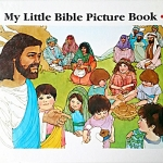 My Little Bible Picture Book