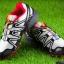 รองเท้า salomon speedcross 3 CS เทา-แดง thumbnail 4