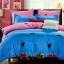 ผ้าปูที่นอน สีพื้น ลายใหม่ -8 thumbnail 1