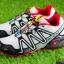 รองเท้า salomon speedcross 3 CS เทา-แดง thumbnail 2