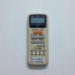 รีโมทแอร์ โตชิบ้า Toshiba ปุ่มส้ม