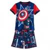 ชุดนอนเด็ก กัปตัน อเมริกา ไซส์ : 5-6 ปี Captain America: Civil War Short Sleep Set for Boys