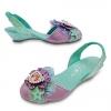 รองเท้าคัชชูเด็ก แอเรียล ไซส์ : 16 ซม. Ariel Costume Shoes for Kids
