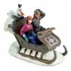 ชุดของเล่น รถลากเลื่อนบนหิมะ โฟรเซ่น Frozen Sleigh Wind-Up Toy