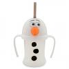 ถ้วยหัดดื่มพร้อมหลอดสำหรับเด็ก โอลาฟ - โฟรเซ่น Olaf Cup with Straw for Kids - Frozen