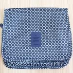 กระเป๋าอเนกประสงค์ จัดระเบียบกระเป๋าเดินทาง (สีน้ำเงินลายจุด)