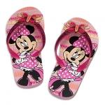 รองเท้าแตะเด็ก มินนี่เมาส์ คลับเฮาส์ Minnie Mouse Clubhouse Flip Flops for Kids