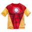 เสื้อว่ายน้ำเด็ก ไอรอนแมน Iron Man Rashguard for Boys thumbnail 1