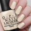 O.P.I Nail Lacquer #You're So Vain-illa
